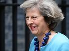 Theresa May vence primeira rodada de votação do novo premiê britânico