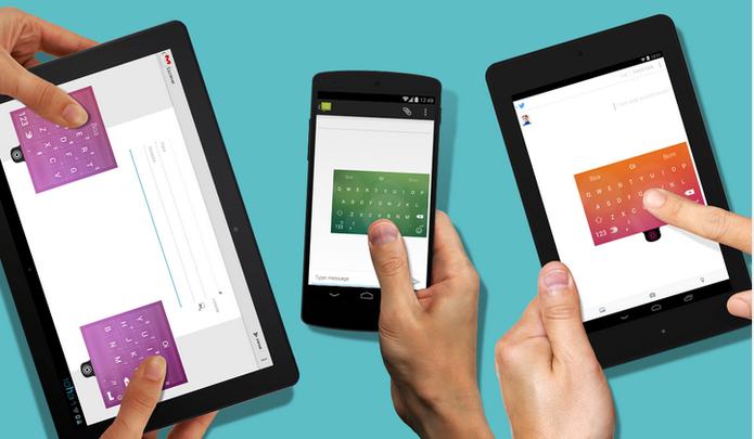 Novo SwiftKey está disponível gratuitamente para Android com loja de temas e melhorias (Foto: Divulgação/Play Store)