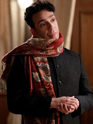 Marcelo Médici como Joel em Joia Rara (Foto: Joia Rara/ TV Globo)