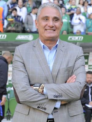 Tite Palmeiras X Corinthians