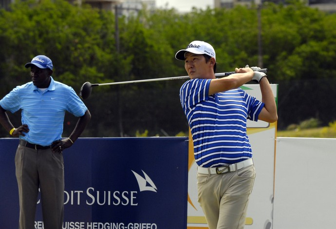 golfe Rodrigo Lee (Foto: Zeca Resendes/CBG)