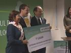 Estudante da UFSCar recebe Prêmio Mercosul de Ciência e Tecnologia