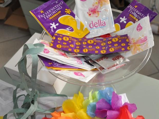 Governo distribui 741.853 preservativos masculinos e femininos no Tocantins (Foto: Divulgação/Sesau)