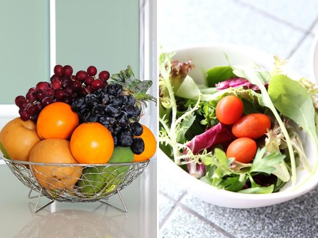 Frutas, verduras e limite de gordura! Especialista dá dicas para evitar o câncer (Foto: Banco de Imagens Stock.xcng)