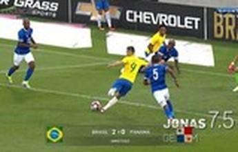 """Playlist: Seleção, Flamengo, São Paulo e o Inter estão em destaque nesta segunda no """"Redação"""""""