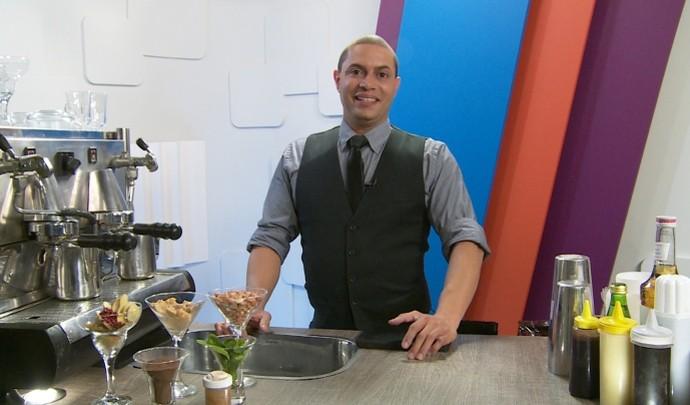 Barista dá dicas de diferentes sabores e preparos de café (Foto: Reprodução / TV Diário )