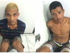 Polícia prende dois suspeitos de matar idoso de 70 anos em Jacarecica