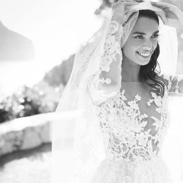 A noiva Joana Sanz (Foto: Reprodução/Instagram)