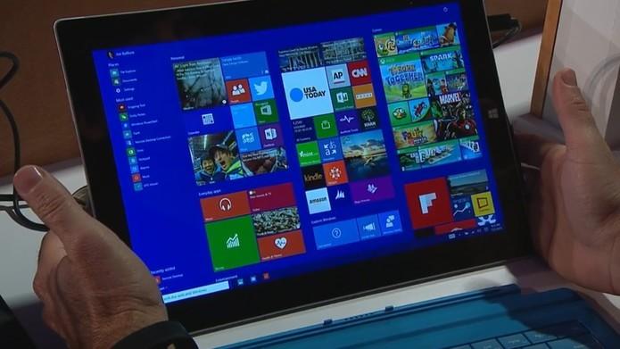 Licença do Windows 10 custará  aprtir de US$ 119 nos EUA (Foto: Reprodução/Micosoft)