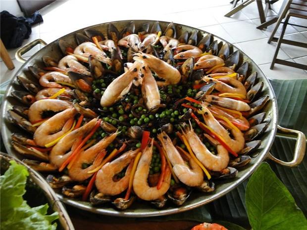 Festival de Frutos do Mar, no Espírito Santo (Foto: Divulgação/ Setur-ES)