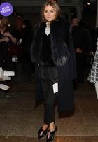 Look do dia: Olivia Palermo estilosa no frio de Nova Iorque