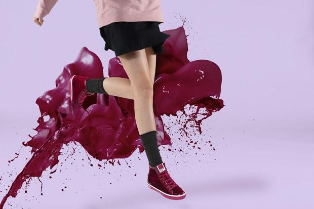 Você sabia que seu tênis pode ter o tom certo da Pantone? (Foto: Divulgação)