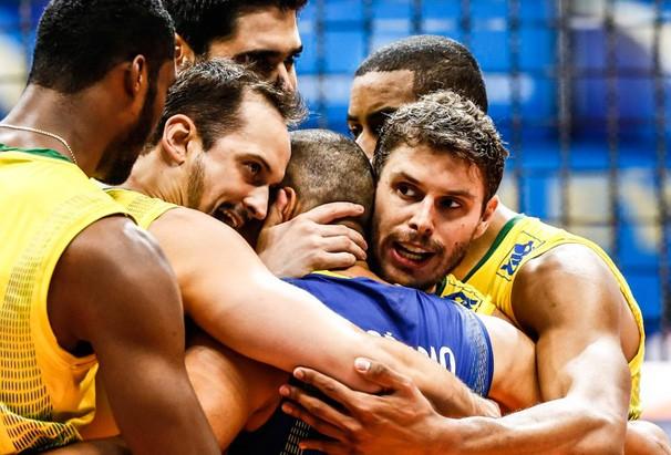 De quinta-feira a sábado a Seleção Brasileira de Vôlei entra em quadra em busca de mais um título (Foto: CBV)