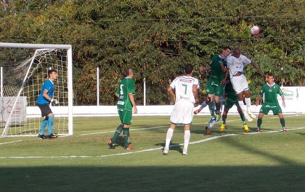 Luverdense vence Icasa-CE e se torna líder do grupo A da Série C (Foto: Assessoria/ Luverdense)