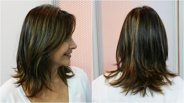 Vanessa Machado cabelo (Foto: Fernanda Maciel)