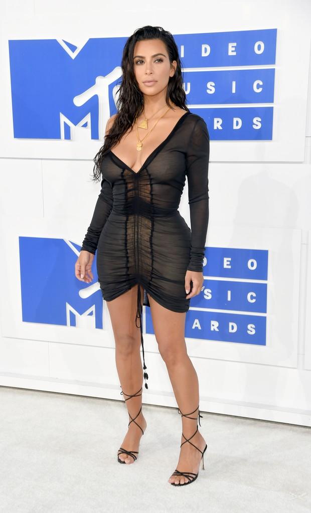 Kim Kardashian (Foto: AFP)
