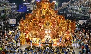 Beija-Flor busca o bi com desfile barroco sobre o Marquês de Sapucaí