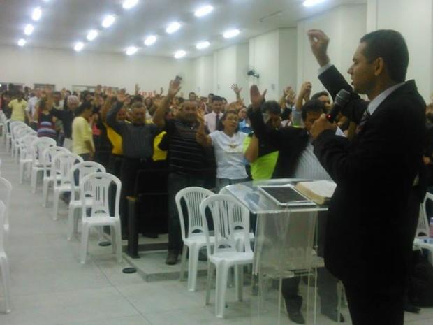 """Encontro """"APalavra Revelada"""" acontece nos dias 24 à 28 de fevereiro em Campina Grande (Foto: Almir Been/Igreja Adventista)"""
