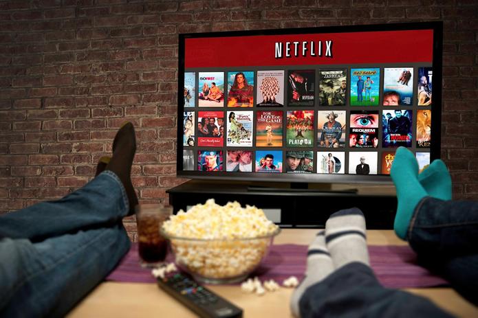 Curtir séries e filmes por meio de serviços como o Netflix será mais confortável com o Li-Fi (Foto: Divulgação/Netflix)