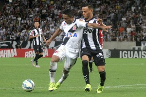 Jorge Henrique, Vasco x Atlético-MG (Foto: Paulo Fernandes/Vasco.com.br)