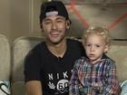 Sobre Bruna Marquezine, Neymar afirma: 'A gente sempre esteve junto'
