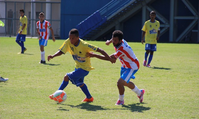Nacional x Sul América Juniores (Foto: Marcos dantas)