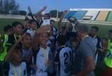 Nos pênaltis, Ceará bate Maranguape e é tricampeão no Cearense Sub-13