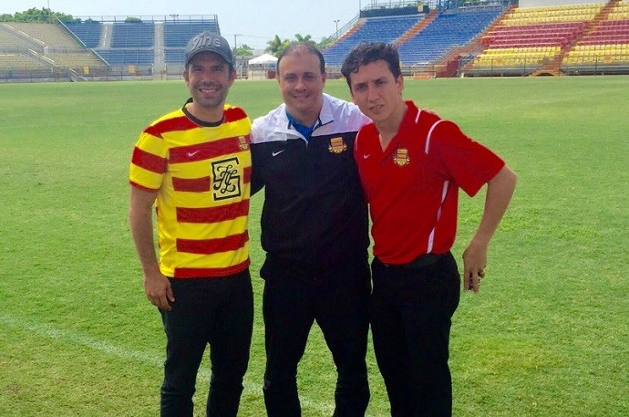 Caio Zanardi Strikers