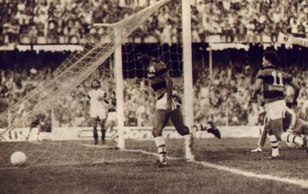Atlético-PR x Flamengo, em 1983, tem o recorde de público no Couto Pereira (Foto: Site oficial de Atlético-PR/Arquivo)