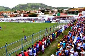 Itapajé x Ferroviário Série B do Campeonato Cearense Vieirão (Foto: Divulgação/Ferroviário)
