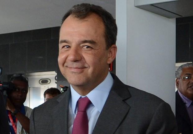 O ex-governador Sérgio Cabral em imagem de arquivo (Foto: Antonio Cruz/Agência Brasil)