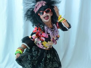 Humorista 'Picolina' é encontrado morto dentro de casa em Fortaleza (Foto: Divulgação)