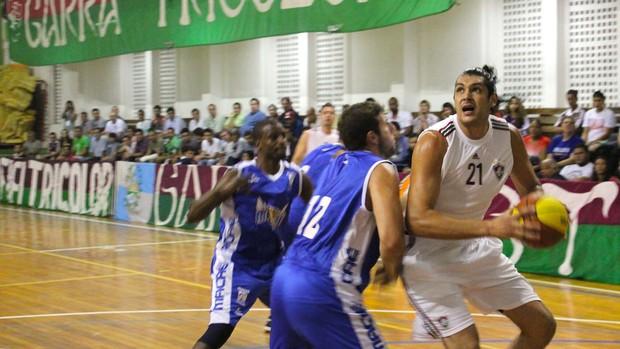 Basquete Fluminense x Macaé (Foto: Divulgação)