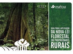 Guia que desvenda regras do Código Florestal é disponibilizado na internet (Foto: Reprodução)