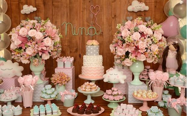Detalhes da festa de Nina (Foto: Reprodução / instagram)