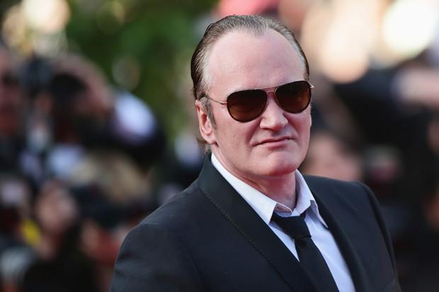 """Quentin Tarantino lidera """"lobby"""" por filmes em película (Foto: Getty Images)"""