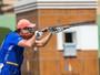 Atirador mantém nazistas e soviéticos na mira e agora disputa Jogos do Rio