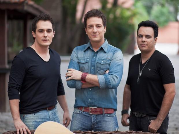Clipe do Trio Bravana já foi assistido por 18 milhões de pessoas (Foto: Fábio Nunes/Divulgação)