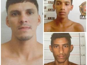 foragidos Cruzeiro do Sul (Foto: Divulgação)