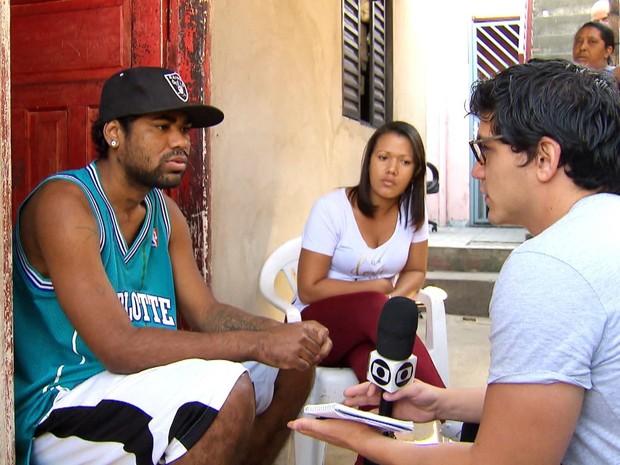 PREP_Profissão Repórter volta ao local da chacina de Osasco dois anos depois (Foto: TV Globo)