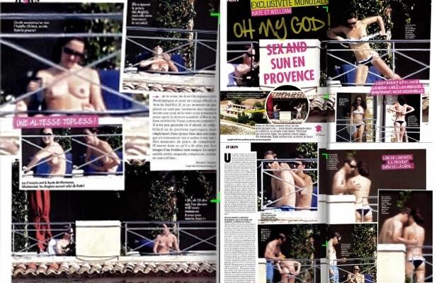 Images da revista Closer (Foto: Reprodução)