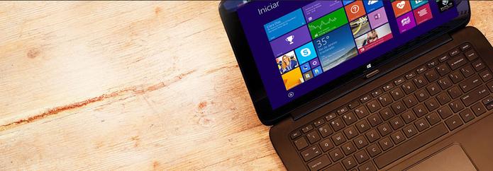 O Windows e seus drivers são exemplos de Softwares (Foto: Reprodução/Microsoft)