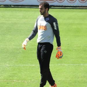 Giovanni Treino atlético-MG (Foto: Gabriel Duarte)