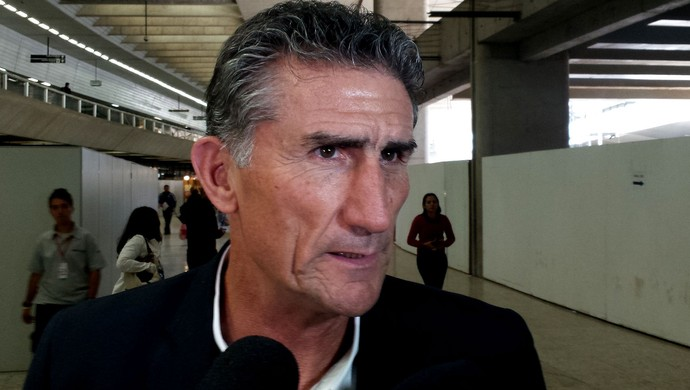 Edgardo Bauza San Lorenzo Belo Horizonte (Foto: Globoesporte.com)