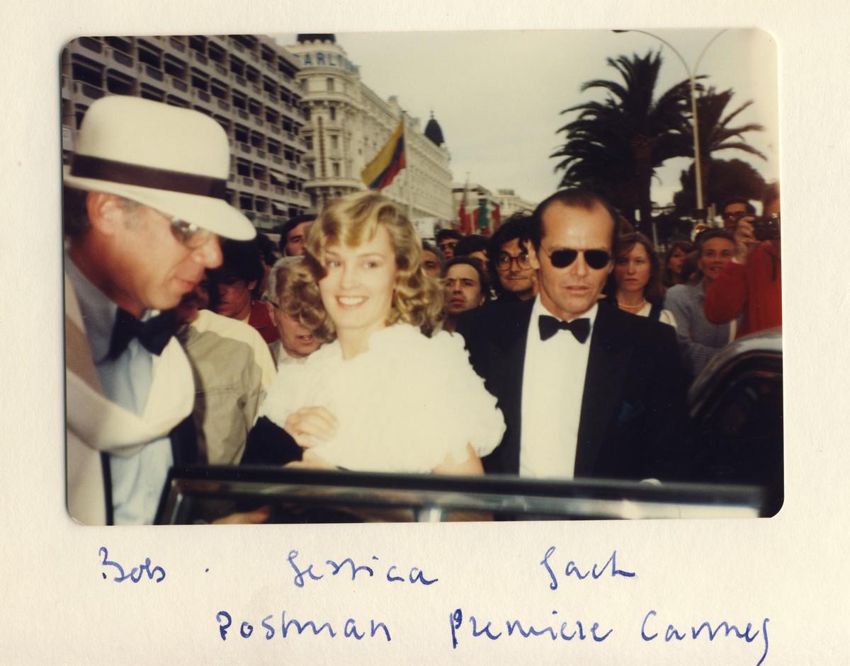 Jessica Lange e Jack Nicholson. (Foto: Divulgação)
