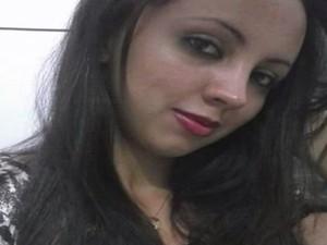 Nathália Sousa, 24, grávida de 3 meses, desapareceu em Firminópolis, Goiás (Foto: Reprodução/TV Anhanguera)
