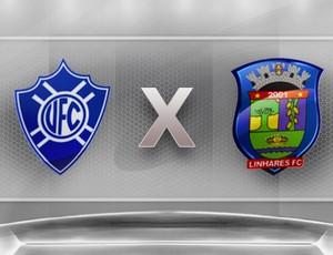 Campeonato Capixaba 2012: Vitória-ES x Linhares (Foto: Globoesporte.com)