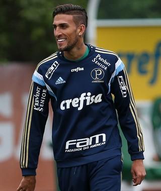Rafael Marques Palmeiras (Foto: Cesar Greco/Ag Palmeiras/Divulgação)