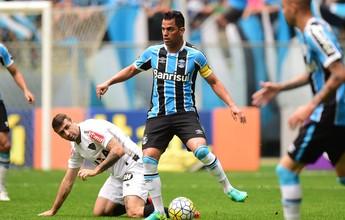 Com uma vitória em 5 jogos, Grêmio se apega a partida adiada para crescer