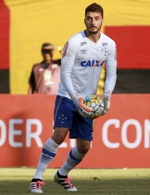 Rafael, goleiro do Cruzeiro (Foto: Edson Ruiz/Light Press)